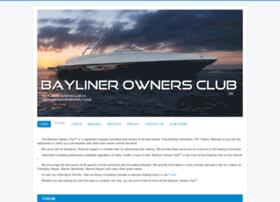 cdnbaylinerownersclub.com