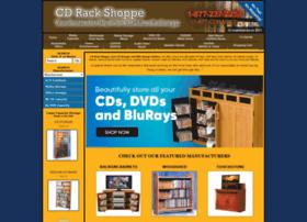 cdrackshoppe.com