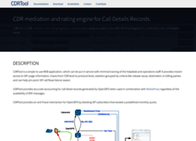 cdrtool.ag-projects.com