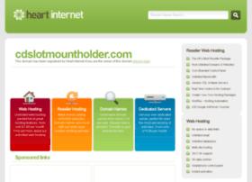 cdslotmountholder.com