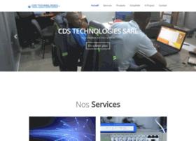 cdstechnologie.com