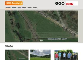 cdu-arnsberg.de