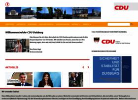cdu-duisburg.de