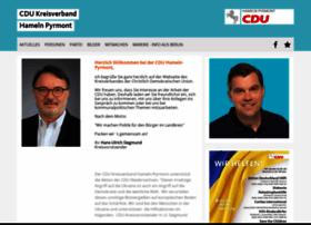 cdu-hameln-pyrmont.de