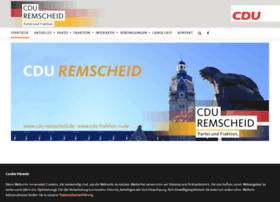 cdu-remscheid.de