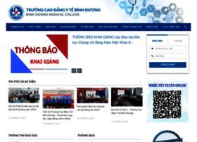 cdytbinhduong.edu.vn