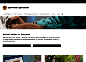 ce.risd.edu