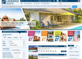 ce.vacances-lagrange.com