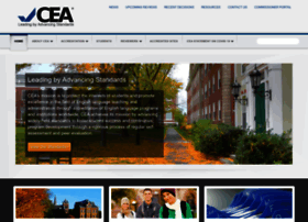 cea-accredit.org