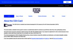 ceacard.co.uk