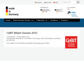 cebit-bilisim.german-pavilion.com