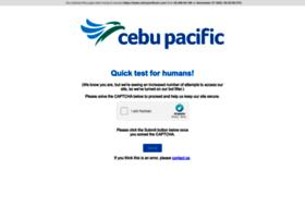 cebupacificair.com
