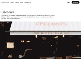 cecconisrestaurant.com