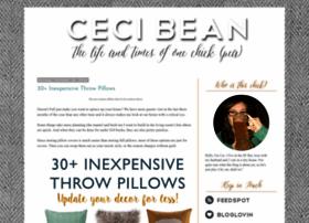 ceci-bean.blogspot.com
