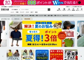 cecile.co.jp
