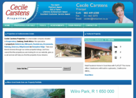 cecilecarstensproperties.co.za