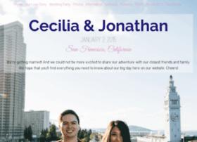 cecilia-jonathan.weddingwoo.com