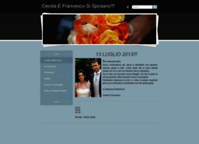 ceciliaefrancesco.weebly.com