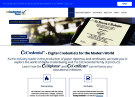 cecredentialtrust.com