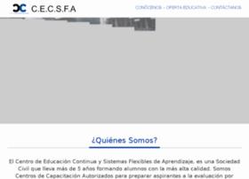 cecsfa.edu.mx