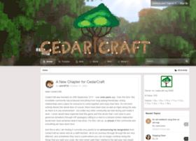 cedarcraft.org