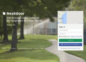 cedarcreekathens.nextdoor.com