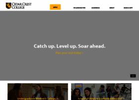 cedarcrest.edu