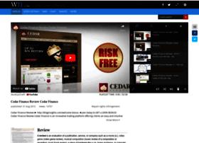cedarfinancereview.com