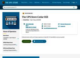 cedarhill-tx-4031.theupsstorelocal.com