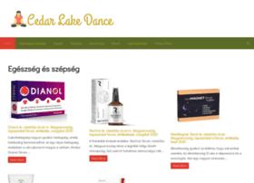 cedarlakedance.com