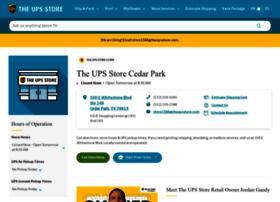 cedarpark-tx-1386.theupsstorelocal.com
