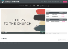 cedarpark.churchonline.org
