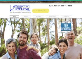 cedarparkfamilydental.net
