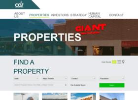 cedarrealtytrust.propertycapsule.com