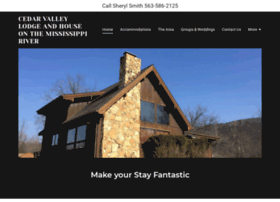 cedarvalleylodge.com