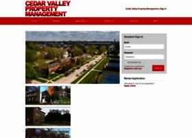 cedarvalleypropertymanagement.managebuilding.com