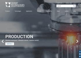 cedrat-technologies.com