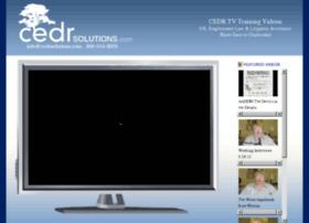 cedrsolutions.tv