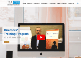 cee.iba.edu.pk