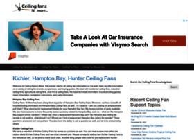 ceiling-fans-n-more.com