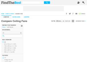ceiling-fans.findthebest.com