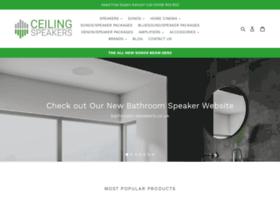 ceiling-speakers.co.uk