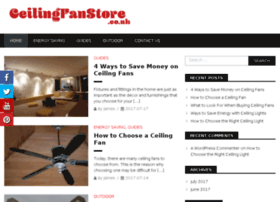 ceilingfanstore.co.uk