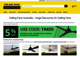 ceilingfanswarehouse.com.au