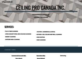 ceilingprocanada.com