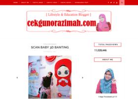 cekgunorazimah.com