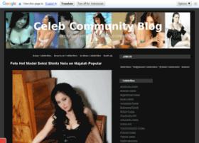 celeb-community.blogspot.com