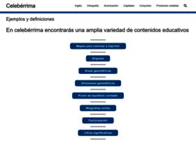 celeberrima.com