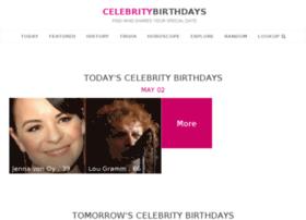 celebirthdays.net