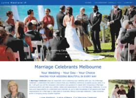 Celebrant-lynnewestland.com.au